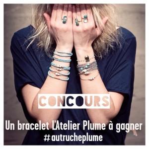 #CONCOURS ! Envie de gagner un bracelet @latelierplume de votre…