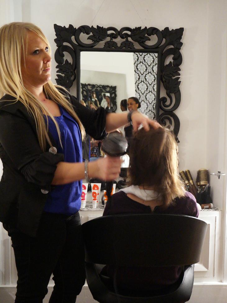 coiffure le miroir nantes coiffures f minines et