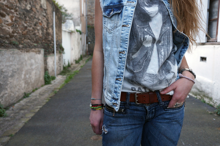 4__look_blog_mode_veste_jean_ltb_dickers_tee_shirt_patti_smith