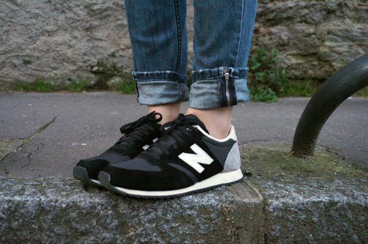 basket new balance u420 noir