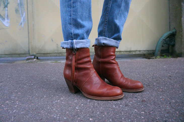 6_look_blog_mode_jean_levis_501_vintage_pistol_boots_acne