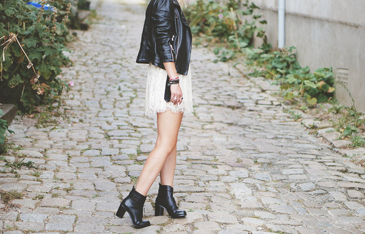 3_look_blog_mode_perfecto_vintage_cuir_robe_dentelle_boohoo_boots_noires