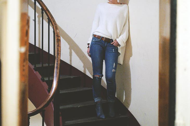 2_look_blog_mode_pull_blanc_oversize_zara_slim_hm_boots_asos
