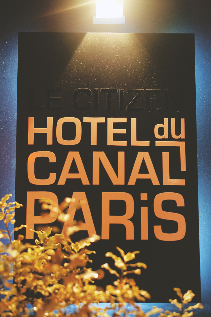 Une nuit au citizen h tel paris 10 l 39 autruche nantaise for Hotel paris 11