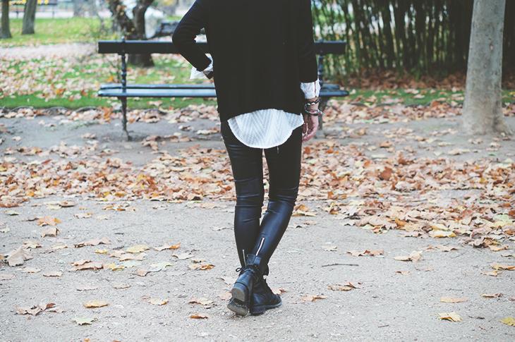 5_look_blog_mode_jardin_luxembourg_paris_gilet_kookai_pantalon_simili_cuir_zara