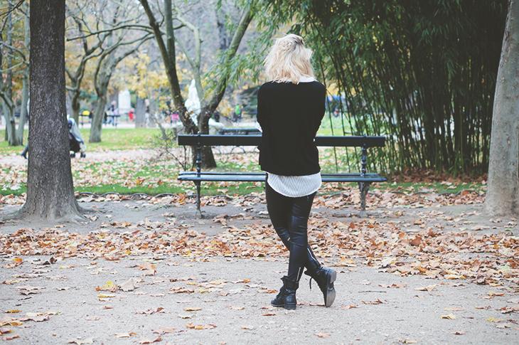 8_look_blog_mode_jardin_luxembourg_paris_gilet_kookai_pantalon_simili_cuir_zara