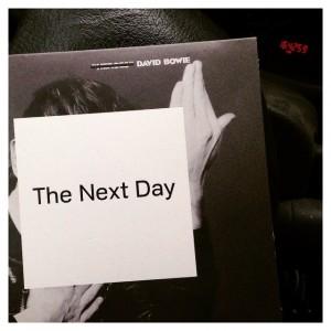 #danslaclio (ça faisait longtemps) avec #thenextday le dernier album de…