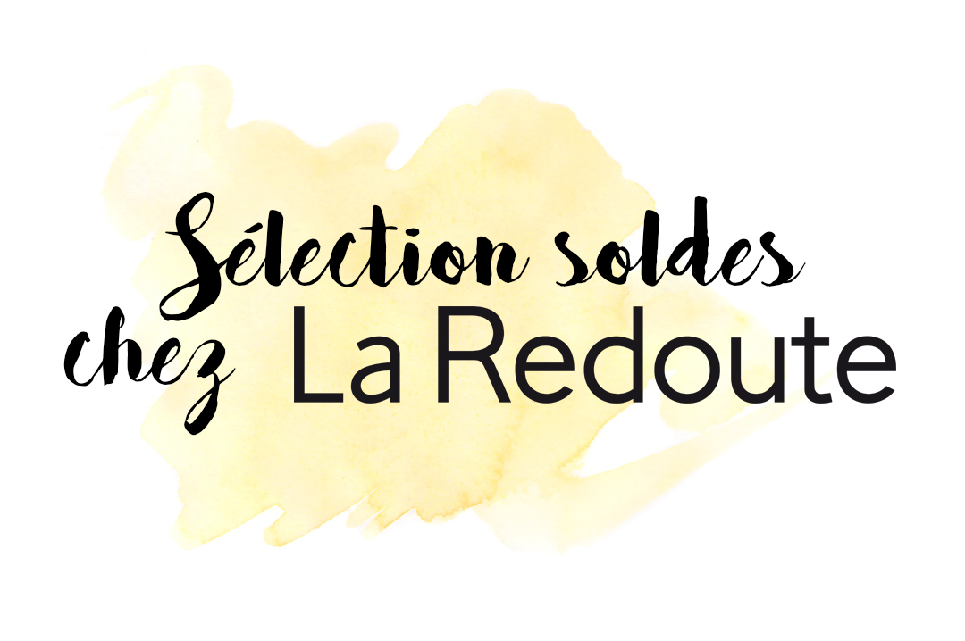 soldes ma s lection chez la redoute l 39 autruche nantaise. Black Bedroom Furniture Sets. Home Design Ideas