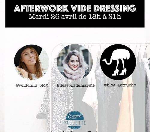 afterwork vide dressing blog mode nantes