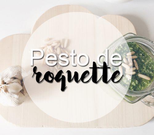 idee_recette_pesto_roquette_facile_rapide